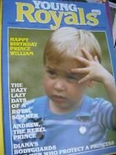 Young Royals Magazine #2 Jul/Aug 1984 Prince William Birthday, Andrew, Diana's B