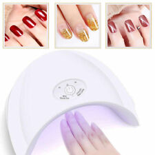 36W Professional Nail Polish LED UV Dryer Lamp Curing Light Gel Acrylic Spa Kit