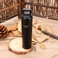 Survival Aluminium Box Wasserdichte Kapsel Dichtung Flasche Container Halter