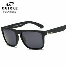 QUIRKE Sunglasses Men Polarized Women Square Sun Glasses 2019