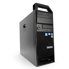 Lenovo ThinkStation S30 Workstation Quad Core Xeon E5-1607 4x 3,0GHz 32GB RAM