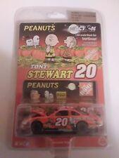 2002 Peanuts Great Pumpkin Tony Stewart 20 Home Depot Ltd Ed Nascar 1:64 Sealed
