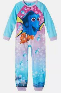 Girls Disney Finding Dory And Nemo Nightie 3-4 Years