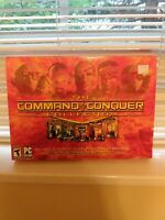 The Command & Conquer Collection for PC - Rated T - New/Sealed - 5 Games