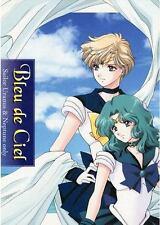 """Sailor Moon Doujinshi """" Bleu de Ciel """" Studio Canopus Haruka Michiru"""