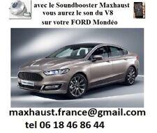 * Ford Mustang Ranger Transit galaxy Mondéo S-Max SoundBooster Maxhaust  Kufatec