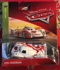 CARS 2 - SHU TODOROKI - Mattel Disney Pixar