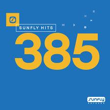 Sunfly Karaoke Hits SF385 - 2018 CDG (CD+G) Official Sunfly - Free UK Post
