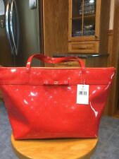 Authentic Kate Spade Large Sophie Tote. Chilired. WKRU2471. Gorgeous! $198