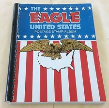 The Eagle United States Postage Stamp Album (1847 to 1993)