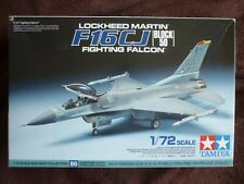 Tamiya 1/72 F-16CJ Fighting Falcon Block 50