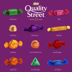 Quality Street Favourite Pick N Mix Your Own Nestle Quality Street Easter Gift