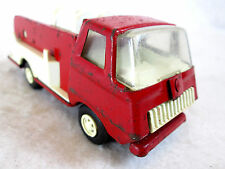 Vintage 1970s Tonka Mini red Fire Engine pumper truck