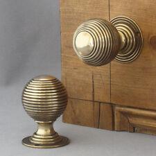Large Brass Beehive Door Handles
