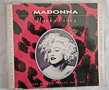 "Hanky Panky (Bare Bottom Twelve Inch Mix) Madonna CD single (CD5 / 5"") German"