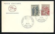 Italia 1974 : Arte Romana in Sicilia FDC Cavallino / 1° giorno di emissione