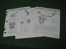 Bendix Westinghouse manual automotive air brake instruction service data sheet