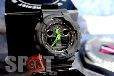 Casio G-Shock Velocity Indicator Men's Watch GA-100C-1A3