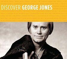 Discover George Jones George Jones MUSIC CD