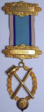 R.A.O.B.   Royal Antediluvian Order of Buffaloes - Lodge Jewel - Bute South Aust
