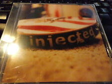 Burn It Black [Clean] [Edited] by Injected (Album CD, Feb-2002, Island (Label))