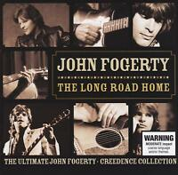 JOHN FOGERTY - THE LONG ROAD HOME CD ~ CREEDENCE CLEARWATER ~ BEST OF HITS *NEW*