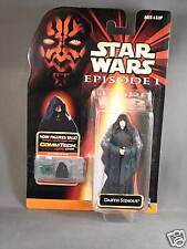 Star Wars Episode I Darth Sidious with Commtech Chip