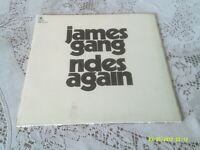 JAMES GANG. RIDES AGAIN. GATEFOLD. ABC. S-711. 1970.