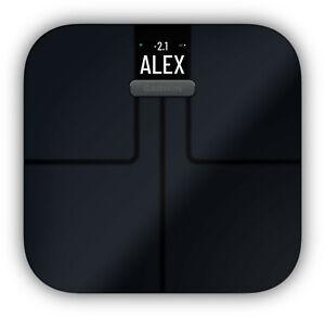 Garmin Index S2 Smart Scale Black or White
