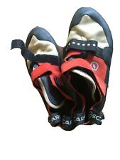 Scarpa Force Climbing Shoes Used