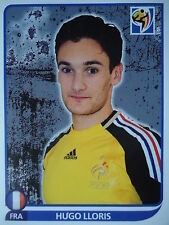 PANINI 89 Hugo Lloris Francia FIFA World Cup 2010 Sudafrica