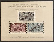 Barcelona  Edifil NE32**  Mnh  Hojita Navidad 1945      NL1211