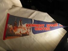 8 Vintage Pennant NIGARA FALLS - CANADA - KENNEDY SPACE CENTER & MORE