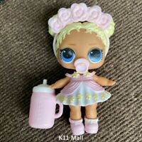 LOL Surprise Doll Flower Child Big Sis Series 3 Glam Club Confetti Pop Kids Toy
