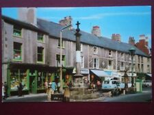 POSTCARD LANCASHIRE POULTON-LE-FYLDE - THE STOCKS & MARKET PLACE