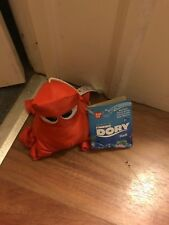Finding Dory Bath Hank Plush, 7 Inch Bathtime Stuffed Animal Pal