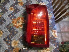 03-07 CADILLAC CTS TAIL LAMP LIGHT ASSEMBLY LEFT DRIVER OEM USED 25773005 NICE