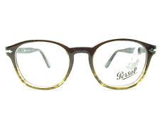 PERSOL 3122-V 1026 HAND MADE HORN-RIMMED Eyeglasses FRAMES 50-19-145 TV5 90428