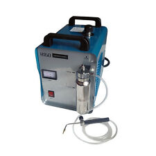 110V H160 75L Portable Acrylic Polishing Machine HHO Flame Generator Polisher