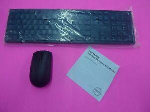 Dell KM636 WK636P Wireless Keyboard & Mouse TNTCT