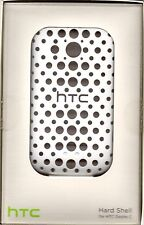 Hard Shell Case For HTC Desire C White