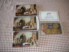 Presidential Dollar US Mint Proof Sets--2007, 2008, and 2009