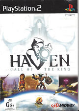 HAVEN CALL OF THE KING for Playstation 2 PS2 - PAL