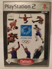 Athens 2004 - PS2 - Playstation 2 - Spiel - Game - OVP #G