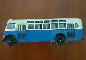 TRUX 1:76 1952 LEYLAND TIGER SINGLE DECK BUS mo  2627