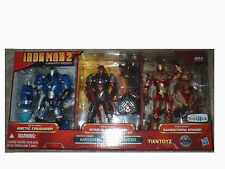IRON MAN 2 Concept Series_MISSION TECH ARMOR 3Pack_MIB_Exclusive Limited Edition