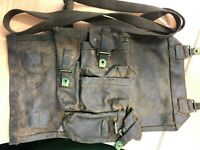 Australian Army USED - WW2 Bren Gun Cleaning Pouch ONLY