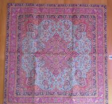 Persian Woven Tapestry Art Termeh Rug Design Tablecloth Wall Hanging Handicraft