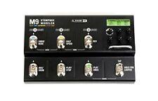 Line 6 Stomp Box Modeler M9 Pedal Platine Multi-Effekte Gitarre Audio Equipment