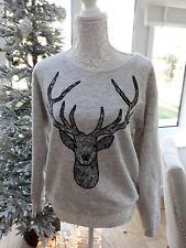 Next Christmas Jumper/sweat top size 12